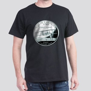 North Carolina Quarter Dark T-Shirt